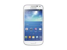 Galaxy S4 mini (hvit front)