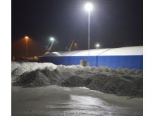 CMP Copenhagen Malmö Port miljösatsar med Polaris och LED mastbelysning 2