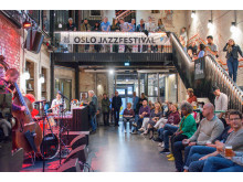 Chuck People, Oslo Jazzfestival
