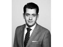 Viktor Lundberg, CIO, SSC