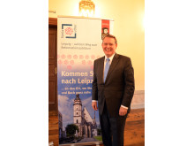 Dr. Robert Moore ist neuer Reformationsbotschafter in den USA