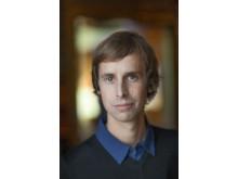 Jakob Larsson, pristagare till Stora Journalistpriset 2017