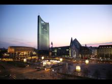 8 - FELIX - Blick auf den Augustusplatz