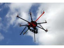 Immer mehr Drohnen im professionellen Einsatz