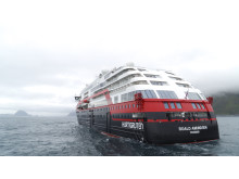 Hurtigruten MS Roald Amundsen 004 - hybrid powered - photo Hurtigruten