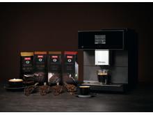 Miele Black Edition kaffe