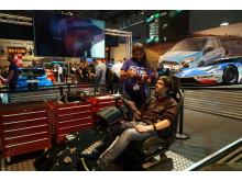 Ford na veletrhu počítačových her Gamescom v Kolíně nad Rýnem