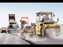 STRABAG, road construction