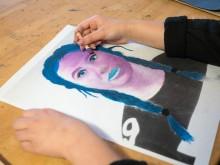 Bild 3, Bildprojekt på Ersängsskolan och Bräntbergsskolan