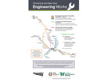 WMT Engineering Works Poster Whole Network except Snow Hill Lines.p1