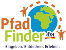 Logo dm Pfad-Finder