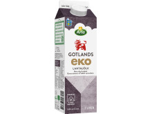 Arla Ko Gotlandsmjölk Ekologisk Lantmjölk
