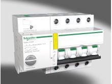 Acti 9 refelx iC60 - Integreret automatsikring og kontrolafbryder