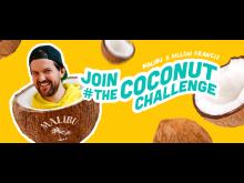 """Zu den Klängen von """"The Coconut Nut Malibu Remix"""" werden mehr als 30 Malibu Influencer aus der ganzen Welt eine neue Tanzlust entfachen: #TheCoconutChallenge"""