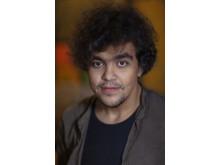 Alexander Mahmoud, nominerad i kategorin Årets Röst 2018