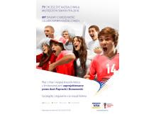 Promocja Visa FIFA - plakat 1