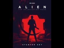 ALIEN RPG Starter Set Cover