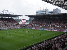 IMG_congstar_FC St. Pauli_Bandenwerbung