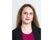 Alkistis Skalkidou, professor och överläkare på kvinnokliniken på Akademiska sjukhuset