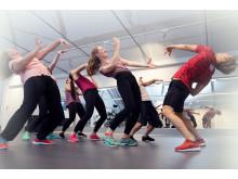 Friskis&Svettis Dans