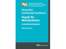 Deutsches Dachdeckerhandwerk - Regeln für Metallarbeiten im Dachdeckerhandwerk (2d/tif)