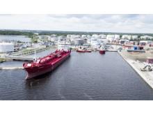 containerfartyg Latana
