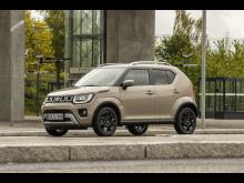 Suzuki Ignis 2020 opgradering
