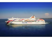 Tallink Silja   Baltic Queen