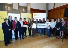 Bürgerenergiepreis Oberfranken_2019_Preisträger_MWG Bayreuth