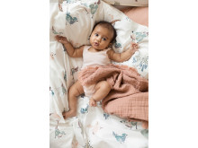 Elodie Details SS19 - Crib Bedding Set Feathered Friends