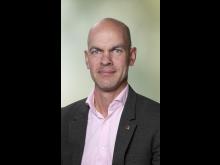 Fredrik Vitrera Luiga, ekonomichef på Botkyrkabyggen