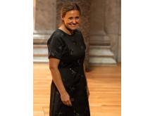 Dirigent Anne Karin Sundal-Ask er vinner av prisen Årets utøver 2019
