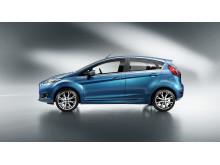 Nye Ford Fiesta vil komme til Norge i slutten av 2012