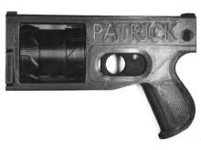 Washbear revolver