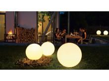 WHD Gartenlautsprecher mit Licht