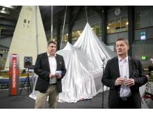 Båtmässan 2014  Premiärvisning i Nimbus monter