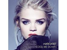 """Margaret """"Cool Me Down"""" - omslag"""