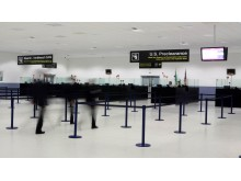 US preclearance facility at Shannon Airport