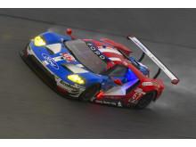 Ford GT vid Le Mans.