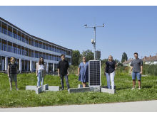 Klimastation am dm-dialogicum