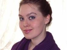Randi Røssaak, sopran, i rollen som Isifile (och Amore) i Cavallis Jason & Medea