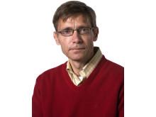 Per Svensson, kulturskribent på Sydsvenskan, i paneldebatt på Stadsbiblioteket i Malmö