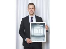 Stora FM-priset 2015, Christian Sahlström
