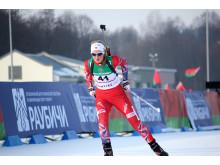 Ida Emilie Herfoss, jaktstart JR-VM Minsk.