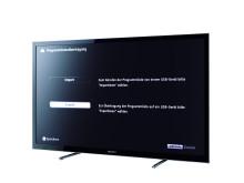 BRAVIA TV HX755 von Sony_Programmlistenuebertragung_02