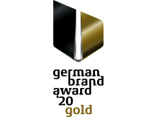Logo_German Brand Award Gold