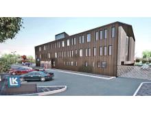 LK:s nya regionkontor i Malmö