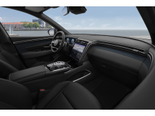 all-new Hyundai Tucson interior (3)
