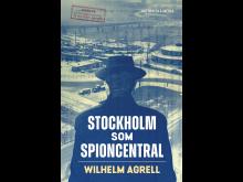 Stockholm som spioncentral, omslag
