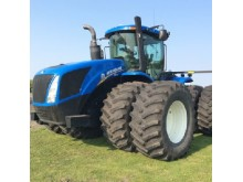 8. Platz  New Holland T9.645